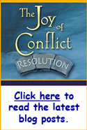 Joy of Conflict Blog